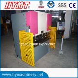 Máquina hidráulica do dobrador da placa Wc67y-30X1300 de aço