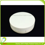 Color bianco Compact Cosmetic Packaging con Mirror