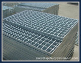 Placa de aço galvanizada do caso do MERGULHO quente/estrutura Grating de aço aço Grating/inoxidável