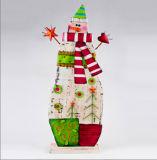 Ambachten van het Metaal van de Kerstman van de manier de Speciale Naar maat gemaakte