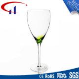 Cristalino personalizado del cáliz de vidrio para vino (CHG8112)