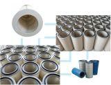Cartouche de filtre à air plissée par dessus de collecteur de poussière de pouls de polyester de qualité (RNT)