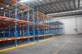 Racking da pálete do armazenamento de Warehosue da gravidade
