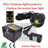 Laser extérieur Projector de Decoration Lighting Multi Color Christmas Light pour Lawn, Tree, Plant