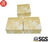 Rectángulo de papel plegable de gama alta al por mayor/rectángulo de papel impreso de Kraft en precio bajo