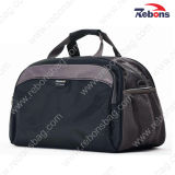 Le voyage de la qualité PVC/Leather folâtre des sacs de molleton de bagage