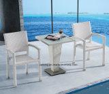 Présidence et Tableau extérieurs empilables de meubles de jardin mis Using la place d'hôtel et de balcon (Yta098&Ytd144-2