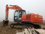 Máquina escavadora usada de Hitachi Zx200 da máquina escavadora da esteira rolante para a venda