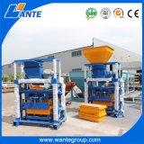 Ligne Qt40-1 simple faisant la machine de bloc concret avec l'investissement inférieur