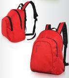 Kind-Arbeitsweg-Rucksack, rote Schule-Beutel, Kleinkapazitätsim freienrucksack