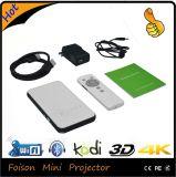 Hochwertiges Mini Smart Pico Projector für Home Cinema