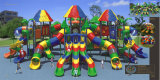 Playground di tema - Available di Kaiqi Large Rainbow Forest Children in Many Colours (Best Seller) (KQ50034B)