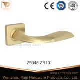 아연 합금 손잡이, 나무로 되는 문 손잡이는 놓았다 (Z6095-ZR11)