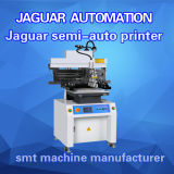 Impresora Semi-Auto de la plantilla de la soldadura de SMT para la línea del LED
