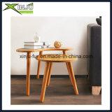 Tabella laterale di bambù di legno solido (impostare di due)
