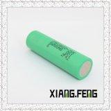 Original para la batería 30A, de la INR 18650 de Samsung 25r 2500mAh batería recargable 18650 para MOD Ecig PS4 de Samsung