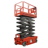 Self-Propelled Scissor Lift with CE Standard