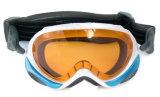 PC Izh020 Revo-Beschichtung Anti-Fog Form Sports Ski-Gläser/Schutzbrillen