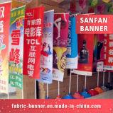 Bandeira durável relativa à promoção da propaganda do vento com base enchida água