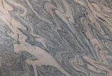 Het in het groot Grijze Graniet van Juparana van de Plakken van het Graniet van Juparana van het Graniet Keizer