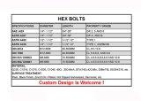 Rang 8.8 het Zink Plated/H.D.G. Structure Bolt van de Bout van de Hexuitdraai