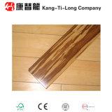 suelo de madera de bambú tejido filamento del tigre de 14m m
