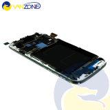 Visualización del LCD para la galaxia S4 de Samsung I9505 con el digitizador con el marco