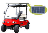 El panel solar CEE del carro de golf eléctrico 2seat Utility Vehicle