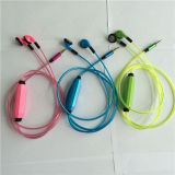 Mobile를 위한 높은 Quality Popularled Light Earphone