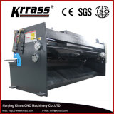 Машина гильотины CNC QC12k/QC12y для стали вырезывания