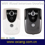 Security 가정 2.4G Wireless Video Door Phone 실제 시간 Watching와 Listening WiFi Doorbell