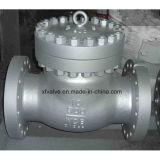задерживающий клапан конца фланца Wcb литой стали 150lb/300lb/600lb/1500lb