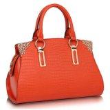 女性のための方法本革袋のハンドバッグ