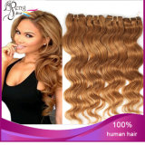 Cheveux humains de cheveux humains d'onde en gros de corps