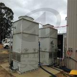 Torre di raffreddamento quadrata di flusso trasversale di FRP