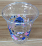 600ml Clear Plastic Drinking Cup (yhp-077)