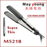 Big LCD Display Professional Titanium Hair Straightener