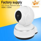 新しい無線電信IPのカメラの保安用カメラTFのカードのスマートな制御