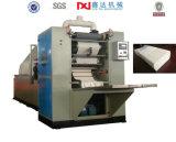 Equipamento de dobramento de gravação de alta velocidade da máquina da mão de toalha de papel de V