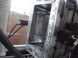 Große Menge von Production Plastic Injection Turnover Basket Moulding Making Machine