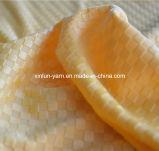 Ткань Lycra тканья дома ткани одеяния цветастая с глянцеватым возникновением