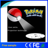 O 3 / Terceira Geração 12000mAh carregador de bateria celular III Pokemon Go Pokeball Power Bank