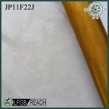 Nylon conservado em estoque Gold Plating Mesh Fabric para Decoration