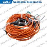2D/3D Eri elektrische Widerstandskraft-Darstellung, elektrische Widerstandskraft-Tomograph, Grundwasser-Befund, Grundwasser-Sucher
