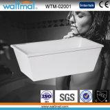 Tina de baño barata popular de Acrylic/ABS libre