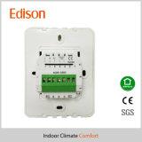 スマートな部屋のサーモスタット(TX-928-H-W)を熱するLCDの接触WiFi