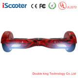 Skateboard van de Stroom van de Autoped van Electrique van de Vlam van het Ontwerp van Iscooter het Nieuwe