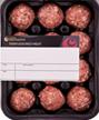 Alta Barrera PA / EVOH / PE termoformado de Cine de perrito caliente Salchicha de embalar con la FDA, BRC, SGS e ISO