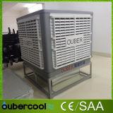 Refroidisseur d'air évaporatif industriel (FAD23-ER, 23000m3/h, ventilateur axial, affichage à cristaux liquides et à télécommande)