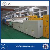 Chaîne de production réutilisée de panneau de WPC
